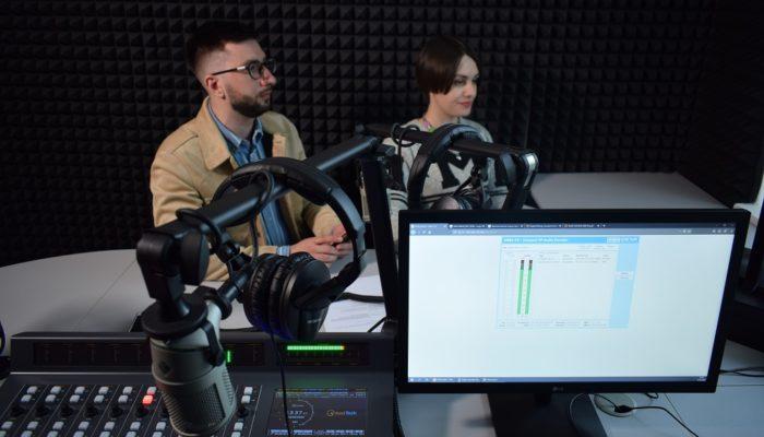 «Павлоградська телерадіокомпанія» запустила радіо!